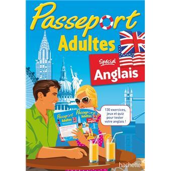 Anglais Adultes