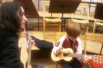 Cours musique : guitare, batterie Anglet - ALBA